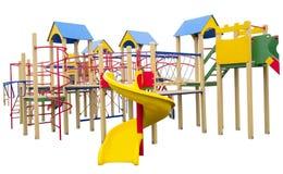 Lekplats för barn` s Royaltyfria Bilder