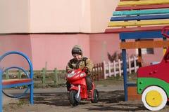 lekplats för barnspelrum Royaltyfri Fotografi