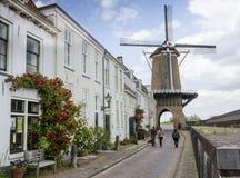 Leks del en de Rijn del molino Imagenes de archivo