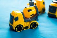 Leksak för konstruktionsmaskineri Royaltyfri Bild