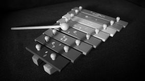 Leksak för musikal för barn` s royaltyfri bild