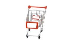 Leksak för shoppingvagn Arkivfoto