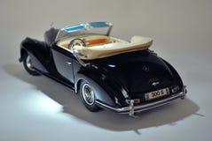Leksakbilmodell Mercedes-Benz 300S 1955 Royaltyfria Bilder