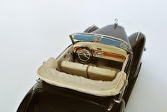 Leksakbilmodell Mercedes-Benz 300S 1955 Arkivfoton