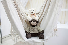 Leksakbjörn Arkivfoton