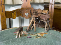 Leksakdjurvarg Royaltyfria Foton