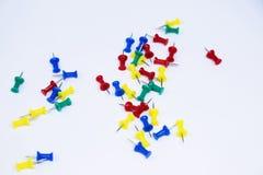 Leksaken tillverkar leksakklickar arkivbild