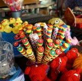 Leksaker av Thailand Arkivbild