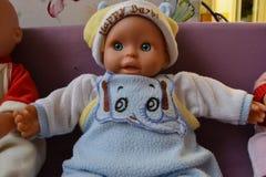 Leksaker i mitt dagis Royaltyfria Bilder