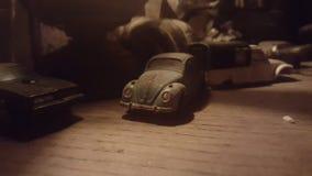 Leksaker i mitt rum Arkivfoton
