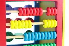 Leksakmatematik, intelligent lek för ungar Royaltyfria Foton
