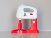 Leksakmatlagningblandare eller blandare Fotografering för Bildbyråer