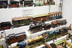 Leksakmuseum i Munich Arkivfoto