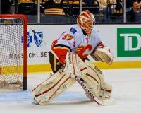 Leland Irving Calgary Flames Royalty Free Stock Photo