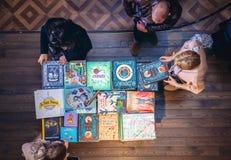 Lello bookstore in Porto city Stock Photo