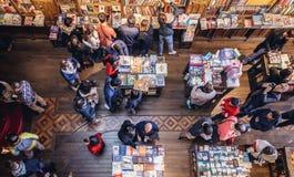 Lello bookstore in Porto city Stock Photography