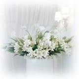 Leluja kwiaty Zdjęcia Royalty Free
