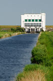 Lely Pumping Station royalty free stock image