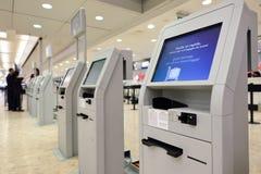 Lemański lotnisko międzynarodowe Obrazy Royalty Free