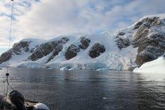 Lemaire Chanel in Antarctica Royalty-vrije Stock Fotografie