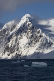 Lemaire Kanal, Antarktik Lizenzfreies Stockbild