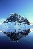 Lemaire kanal, Antarktis Royaltyfri Foto