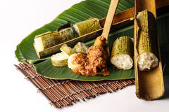 Lemang Royalty Free Stock Photo