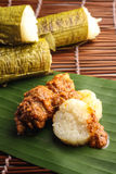 Lemang Royalty Free Stock Images