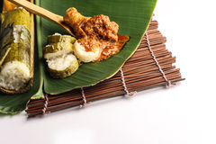Lemang Stock Images