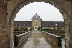 Lembeck-Schloss Lizenzfreies Stockbild