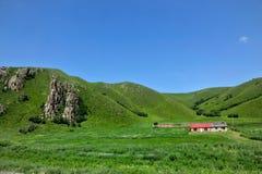 Lemberg Aer City National Geopark Stock Photo