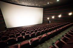 Lemberg, Ukraine - 03 30 2019: Kinotheater Planeta Kino vor Morgendarstellung Spott oben lizenzfreie stockbilder