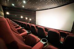 Lemberg, Ukraine - 03 30 2019: Kinotheater Planeta Kino vor Morgendarstellung Spott oben stockbild
