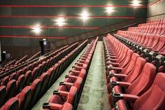 Lemberg, Ukraine - 03 30 2019: Kinotheater Planeta Kino vor Morgendarstellung Spott oben stockfoto