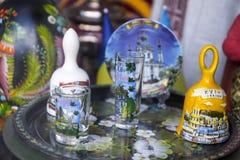 Lembrança de Kiev fotos de stock