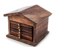 Lembrança de madeira Foto de Stock Royalty Free