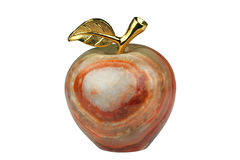 Lembrança do onyx na maneira da maçã fotos de stock