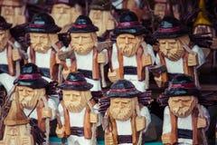 Lembrança tradicional de Zakopane, Polônia foto de stock royalty free
