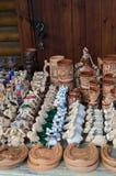Lembranças cerâmicas Imagens de Stock
