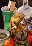 Lembranças chinesas típicas Fotografia de Stock