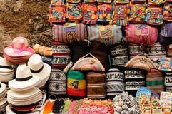 Lembranças de Colômbia fotografia de stock