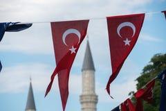 Lembranças de Istambul Bolsas da moeda Foto de Stock Royalty Free