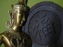 Lembranças de Tailândia Foto de Stock