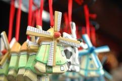 Lembranças do moinho de vento Foto de Stock Royalty Free