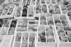 Lembranças do ônix na loja turca Fotografia de Stock Royalty Free