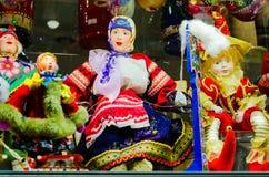 Lembranças do russo Foto de Stock Royalty Free