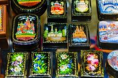 Lembranças do russo Imagens de Stock Royalty Free