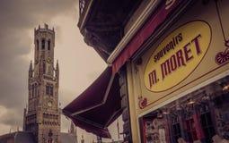 Lembranças em Bruges imagem de stock royalty free