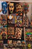 Lembranças maias imagens de stock