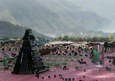 Lembranças maias na venda Fotos de Stock Royalty Free